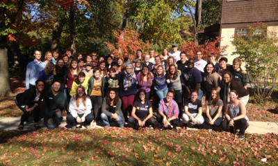 Fall 2015 Retreat